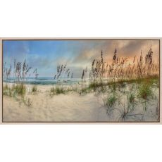 Beach Pastels Framed Art