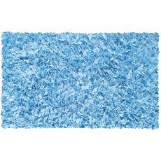 Shaggy Raggy L/Blue Shag Rug, 4 X 4 Round