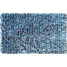 Shaggy Raggy Blue/Brown Shag Rug, 4 X 4 Round
