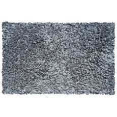 Shaggy Raggy Grey Shag Rug, 4.7 X 7.7