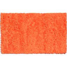 Shaggy Raggy Neon Orange Shag Rug, 2.7 X 4.7