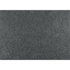 Lazo Blue Synthetic Rug, 5.3 X 7.7