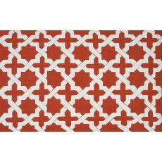 Escher Hook Rug, 7.6 X 9.6