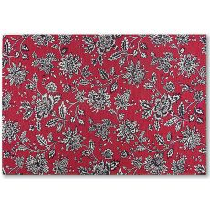 Val D'Or Red Hook/Tufted Thick Rug, 5 X 8