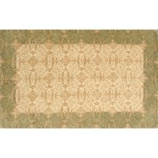 Mischa Green Hard Twist Rug, 5 X 8