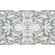 Antionette Tufted/Hook Rug, 10 X 13
