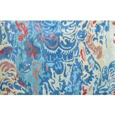 Niigata Blue Tufted Rug