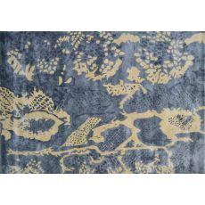Uma Gray Tufted Rug, 8 X 11