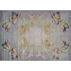 Alyssa-Gray Hook/Tufted Rug, 2 x 3
