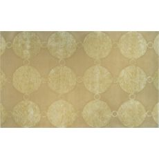 Marceline-Gold Tufted Rug, 10 X 13