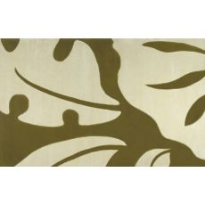 Neverland-Olive Tufted Rug, 5 X 8