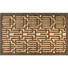 Riverside-Copper Tufted Rug