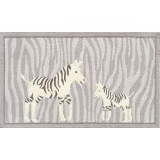 Papa & Me Hook/Tufted Rug, 2.8 X 4.8