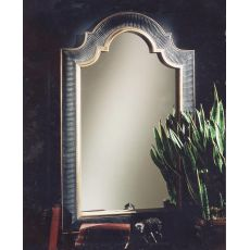 Uttermost Ribbed Arch Antique Mirror