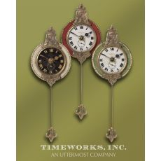 Uttermost Monarch Wall Clock Set/3