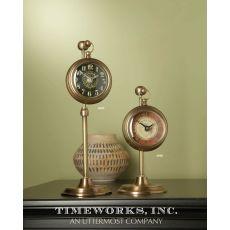 Uttermost Pocket Watch Brass Woodburn