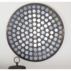 Uttermost Ramses Rustic Metal Mirror