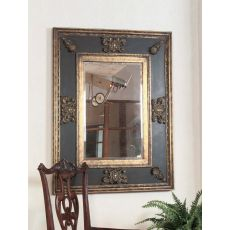 Uttermost Cadence Antique Gold Mirror