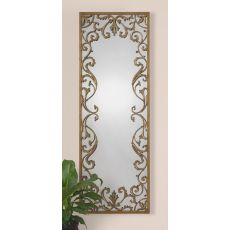 Uttermost Apricena Decorative Gold Mirror