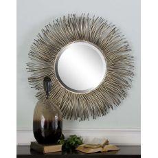 Uttermost Akisha Starburst Mirror