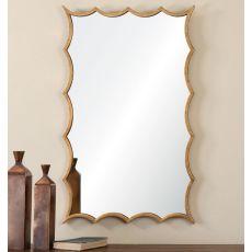 Uttermost Dareios Gold Mirror