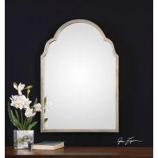 Uttermost Brayden Petite Silver Arch Mirror