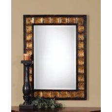 Uttermost Justus Decorative Gold Mirror