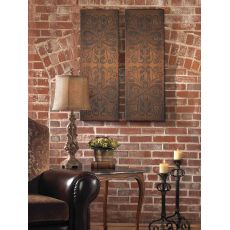 Uttermost Alexia Wall Panels, Set/2