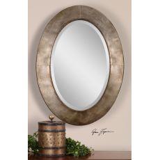 Uttermost Kayenta Antique Silver Champagne Mirror