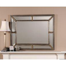 Uttermost Lucinda Antique Silver Mirror