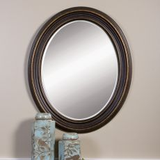 Uttermost Ovesca Oval Mirror