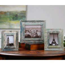 Uttermost Acheron Photo Frames, S/3