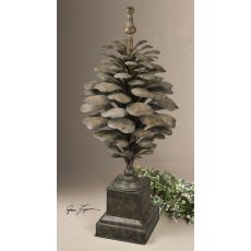 Uttermost Suzuha Large Metal Finial