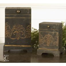 Uttermost Melani Decorative Boxes, Set/2