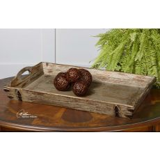 Uttermost Abila Wooden Tray