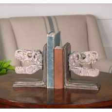 Uttermost Dinosaur Bookends, S/2