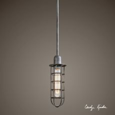Uttermost Bearinger 1 Light Mini Pendant