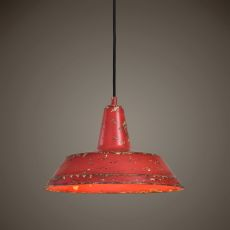 Uttermost Pomodoro 1 Light Distressed Pendant
