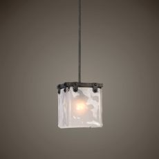 Brattleboro Industrial 1 Light Mini Pendant