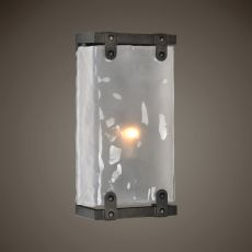 Brattleboro Industrial 1 Light Sconce