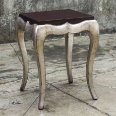 Verena Champagne End Table