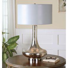 Uttermost Fabricius Mercury Glass Lamp
