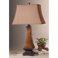 Uttermost Caldaro Rustic Table Lamp