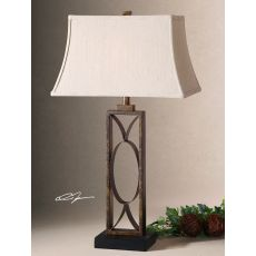 Uttermost Manicopa Bronze Table Lamp