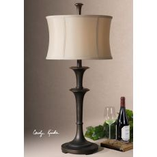 Uttermost Brazoria Oil Rubbed Bronze Table Lamp