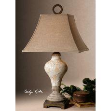 Uttermost Fobello Ivory Table Lamp