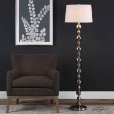 Eloisa Sphere Floor Lamp
