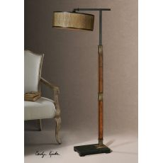 Uttermost Allendale Drum Shade Floor Lamp