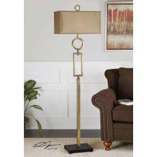 Uttermost Rashawn Contemporary Floor Lamp