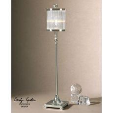 Uttermost Cordelia Silver Buffet Lamp